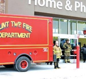 The Flint Firefighters Association took turns ringing the bell for Salvation Army donations during a two-day stint last weekend outside of the Walmart store on Corunna Road.