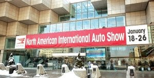 Public viewing for the 2014 auto show starts this weekend at Cobo Hall in downtown Detroit.