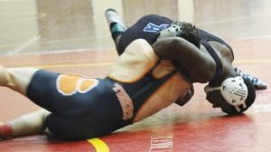 Carman-Ainsworth's Darien Vaughn qualified second at 130 pounds for the Div. 1 state tournament.