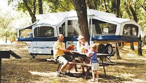 Booths featuring parts and accessories, campground information, on site RV financing and RV rentals will be part of the 37th Annual MARVAC Flint Camper & RV Show, March 13-16 at the Perani Arena.