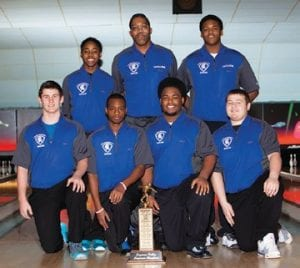 Both Carman-Ainsworth bowling teams qualified for the state meet