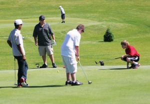 Flint Junior Golf Association players again will be filling area courses on Mondays this summer.