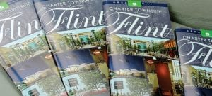 Free official township maps are now available in print and online versions.