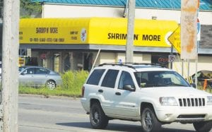 Shrimp N' More, a new seafood restaurant, is now open on Corunna Road, just west of the I-75 freeway. Look for the bright yellow awnings on the south side of the road.
