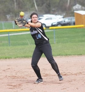 Jessica Smith will be a returning All- Valley infielder for the Cavaliers next season.