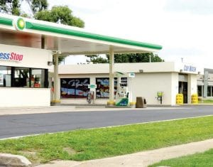 Patsy Lou Williamson dealerships on Corunna Road now own and operate a gas station and car wash conveniently located directly across the street.