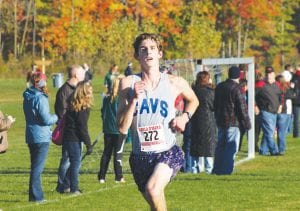 Tyler Pangerl is Carman-Ainsworth's best hope for a state qualifier.