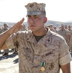 Lance Cpl. Anthony Kelly