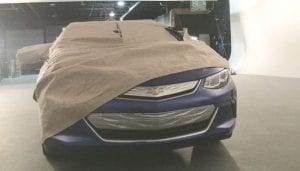 The next generation Chevrolet Volt will be unveiled at the show.