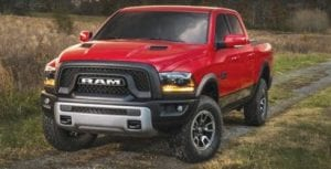The Ram 1500 Rebel goes on sale early in the second half of 2015.