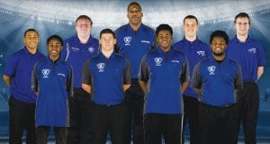 The Carman-Ainsworth boys' bowling team placed second at regionals to qualify for the state meet.