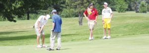 FJGA golfers soon will be back on the greens of area golf courses.