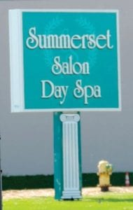The longtime established Summerset Salon Day Spa is now located on Miller Road.