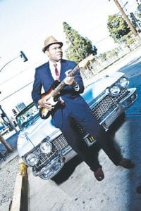Robert Cray Band launches the season at The Whiting on Sept. 8.