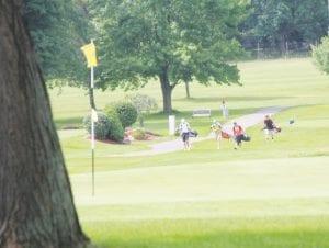 Junior golfers will be hitting area courses again Monday to begin the summer-long Flint Junior Golf Association season.