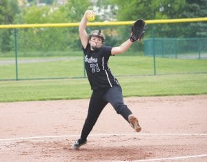 Carman-Ainsworth's Madison Cox made the First Team All-Saginaw Valley for softball.