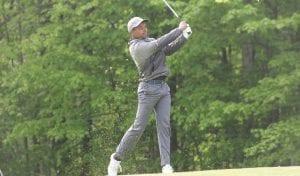 Carman-Ainsworth golfer Haywood Petty qualified for the Div. 1 regional.