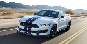 New Shelby GT350 Mustang
