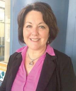 Deborah Davis has been named principal at C-A High School.