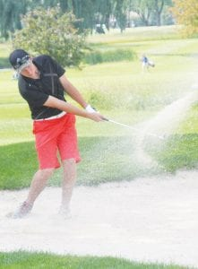Mitch Hughes shot 74 Monday to nail down the boys' Braun Cup title.