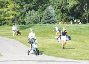 More than 100 golfers on 21 teams will invade Lapeer Country Club this Friday for the Lapeer Lightning Summer Tune-up.