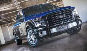 Ford F-Series Named Hottest Truck at 2015 SEMA