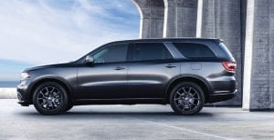 The Dodge Durango repeats for fifth consecutive year in the Full-size SUV segment.
