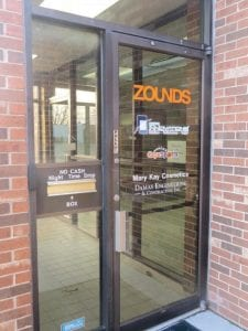 A Zounds Hearing Center has opened on Miller Road, in a commercial suite across from the Big Lots discount store.
