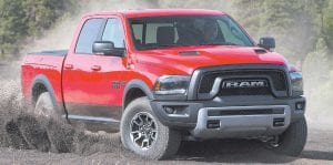 The 2016 Ram 1500 has been named Consumer Guide's Large Pickup Truck Best Buy every year since 2009 model year.