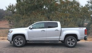 The Chevrolet Colorado with its new 2.8L turbodiesel engine won the Motor Trend Truck of the Year award. It was the second consecutive win for the Colorado, which won the 2015 award in its first year on the market.