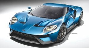 Industry-first Corning Gorilla Glass hybrid windshield technology is a light-weighting innovation set to debut on the all-new Ford GT.