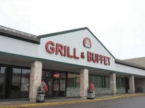 Grill and Buffet is now open in the Genesee Crossing shopping center on Miller Road.