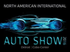 These are some of the winning entries for the 28th annual NAIAS Poster Contest, which was open to all Michigan students in grades 10-12. It drew 707 entries from 53 schools. All winning entries can be viewed on the NAIAS website.