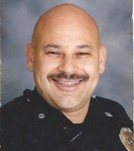 Flint Township Police Officer Steve Parker died in a traffic accident on Friday, Jan. 15.