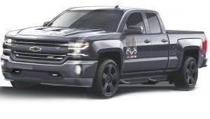 The 2016 Chevrolet Silverado Realtree Edition