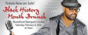 The Genesee District Library 15th annual Black History Month Brunch takes place Saturday.