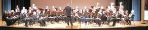 The Flint Symphonic Wind Ensemble will hold a joint concert on Feb. 23 with the Carman-Ainsworth High School Symphonic Band.