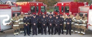 "Annual report provides snapshot of the ""Caring, Committed and Courageous"" Flint Township Fire Department."