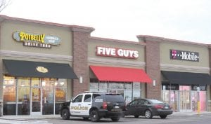 Five Guys Burgers and Fries set to open May 2.
