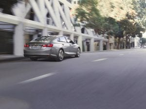 The 2016 Chevrolet Malibu Hybrid is an efficient midsize sedan driving Chevrolet into the future with uncompromising comfort, connectivity and driving dynamics.