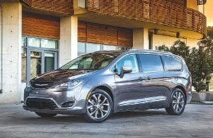 Loaded with comfort, convenience, technology and functionality, the all-new 2017 Chrysler Pacifica is truly a living room on wheels, delivering everything families need or want in a minivan.