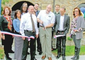 I.N.C. Systems held a grand opening and ribbon cutting ceremony on April 29.
