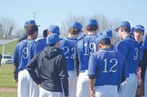 The Carman-Ainsworth baseball team lost in the playoffs last week.