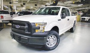 More than 1 million Ford F-150 pickups with EcoBoost engines have been sold in the United States.