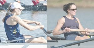 Flushing native, Ellen Tomek (right), will compete in rowing at the upcoming Rio Summer Olympics.