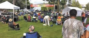 A look back at the 34th Annual Flint Jazz Festival.