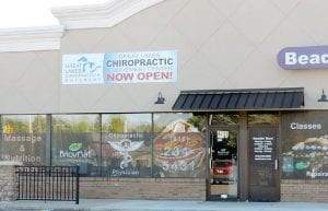 This chiropractic and Natural Movement center held a ribbon cutting last week.
