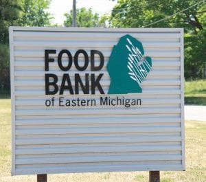 """The Food Bank of Eastern Michigan kicked off the 20th Annual Holiday Campaign last week, on October 27, hoping to once again """"change the face of hunger."""" The Food Bank, along with hundreds of partner agencies and the donations of the men and women of east Michigan, will strive to provide at least 5,500 families with a holiday meal this year. For more information, visit their website at www.fbem.org."""