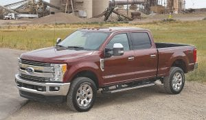 The all-new 2017 Ford F-Series Super Duty has won the 2017 Motor Trend Truck of the Year title – the first time the Super Duty has taken home this prize.