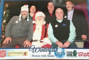Men at W.O.R.K, is a group of men who sponsor several programs for kids including the upcoming 9th annual Winterfest holiday celebration at the middle school.